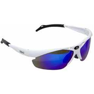 Vinci White Sunglasses w/3 Different Lenses