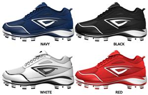 3N2 Rally PM TPU Mens Baseball Cleats