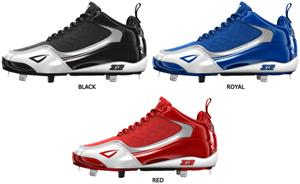 3N2 Viper Men's 8 Metal Spike Baseball Cleats