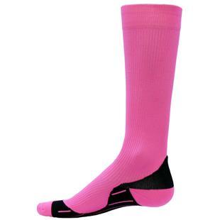 Red Lion Neon Glide Pink Compression Socks