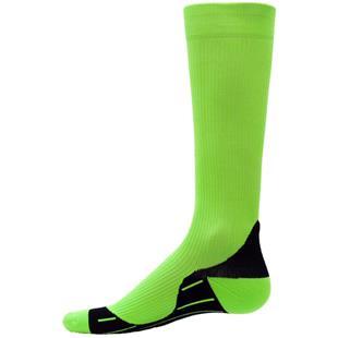 Red Lion Neon Glide Green Compression Socks OTC