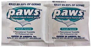 Antimicrobial Skin Wipes  - First Aid