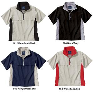 Charles River Ace Short Sleeve Windshirt