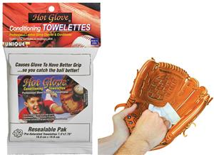 Unique Sports Hot Glove Towelettes