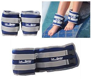 Sprint Aquatics Ankle Weights 5 lb. Set