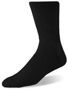 World's Softest Sensitive Comfort Crew Socks 6PR