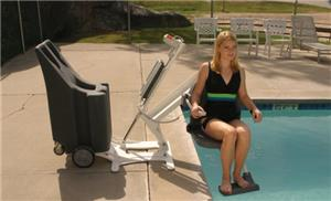 Sprint Aquatics Portable Pro Pool Lift