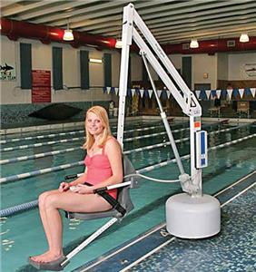 Sprint Aquatics Revolution Pool Lift