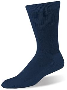 World's Softest Sensitive Wide Fit Crew Socks