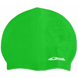 Sprint Aquatics Solid Bio Ceramic Swim Cap