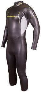 NeoSport Mens Triathlon Wetsuit 5/3mm NRG Fullsuit