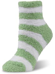 World's Softest Spa Quarter Pattern Socks (6 PAIR)