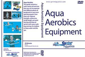 Sprint Aquatics Aqua Aerobics DVD