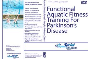 Sprint Parkinson's Aquatic Fitness Training DVD