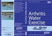 Sprint Aquatics Arthritis Water Exercise DVD