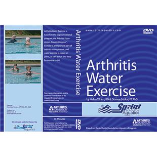 Sprint Aquatics Arthritis Water Exercise DVD
