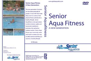 Sprint Aquatics Senior Aqua Fitness DVD