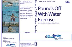 Sprint Aquatics Pounds Off with Water Exercise DVD