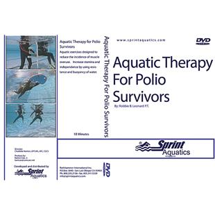 Sprints Aquatic Therapy for Polio Survivors DVD