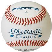 Pro Nine Collegiate League Raised Seam Baseballs
