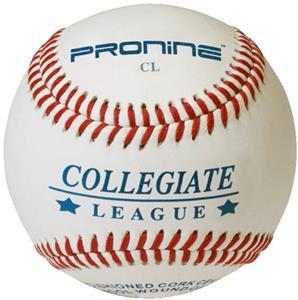 Pro Nine Collegiate League Raised Seam Baseballs