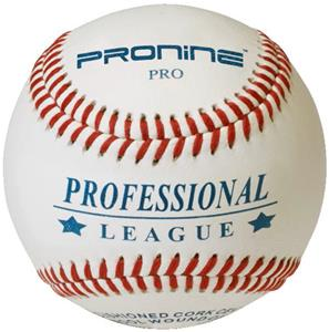 Pro Nine Professional League Raised Seam Baseballs