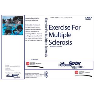 Sprints Exercise for Multiple Sclerosis DVD