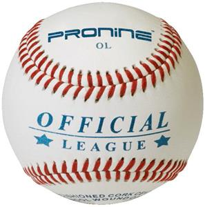 Pro Nine Official League Raised Seam Baseballs