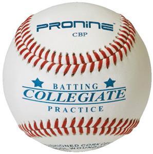 Pro Nine Collegiate Practice Baseballs (DZ)