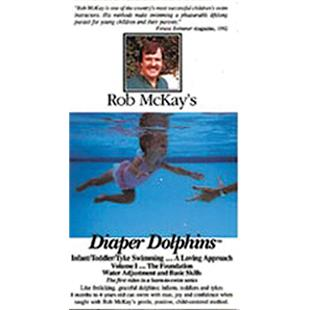 Sprint Aquatics Diaper Dolphins 1 DVD