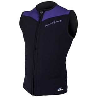 NeoSport Mens Front Zip Wetsuits 2.5MM Sport Vest