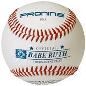 Pro Nine Youth Babe Ruth Raised Seam Baseballs