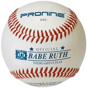 Pro Nine Youth Babe Ruth Raised Seam Baseballs