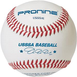 Pro Nine Youth USSSA League Play Baseballs (DZ)