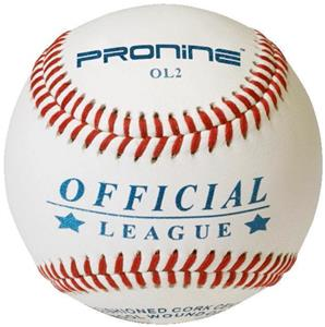 Pro Nine Youth OL2 Official League Baseballs (DZ)