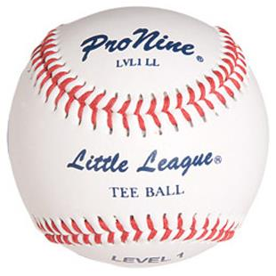 Pro Nine Tee Ball Little League Baseballs (DZ)