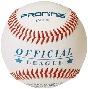 Pro Nine Official League Baseballs (DZ)