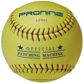Pro Nine Official Pitching Machine Softballs (DZ)