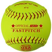Pro Nine Official ASA/NFHS Fastpitch Softball (DZ)