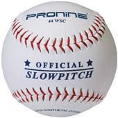 "Pro Nine Official 12"" Slowpitch Softball (DZ)"