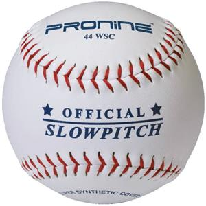 Pro Nine Official 44 COR Slowpitch Softball (DZ)
