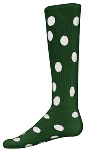 Red Lion Dots Athletic Socks