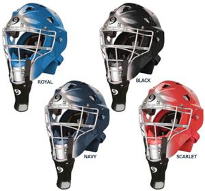 Pro Nine Protective Youth Baseball Catchers Helmet