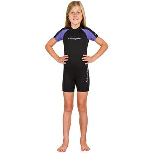 NeoSport 2mm Childs Unisex Neoprene Shorty Wetsuit