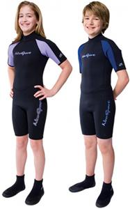 NeoSport 2.5mm JR Unisex Neoprene Shorty Wetsuit
