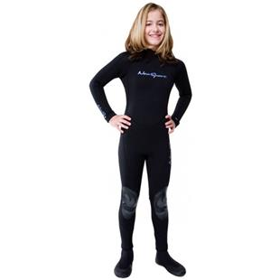 NeoSport 3mm JR Unisex Neoprene Full Wetsuit