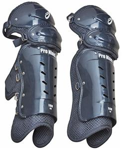 Pro Nine Baseball Umpire Leg Guards (pair)