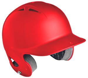 Pro Nine Youth Matte Baseball Batting Helmet