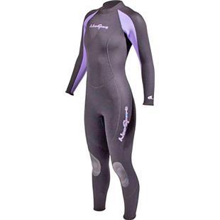 Womens 3/2mm, 5mm, 7/5mm Dive Jumpsuit Wetsuit