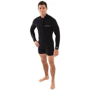 Mens 3mm, 5mm, 7mm Dive Step-In Jacket Wetsuit